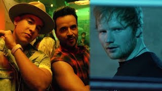 """Despacito"" vs. ""Shape Of You"": MOST Overplayed Song Of 2017"