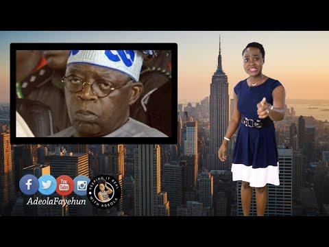 Tinubu and Edo Election; Buhari