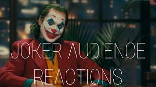 JOKER (2019) | AUDIENCE REACTIONS | 1080p