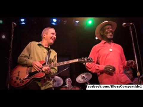 Frank Bey And Anthony Paule Band Waterfront - Blues Festival Portland. 2014