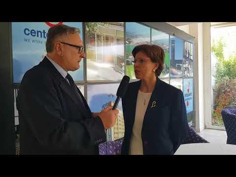Leonora Barbiani - segretario generale Camera di Commercio Italo Russa
