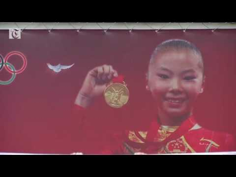 Young Chinese athletes focus on academics, too