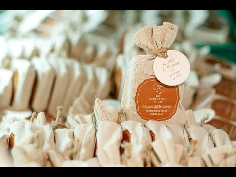 Handcrafted With Love: The Camel Soap Factory - YouTube