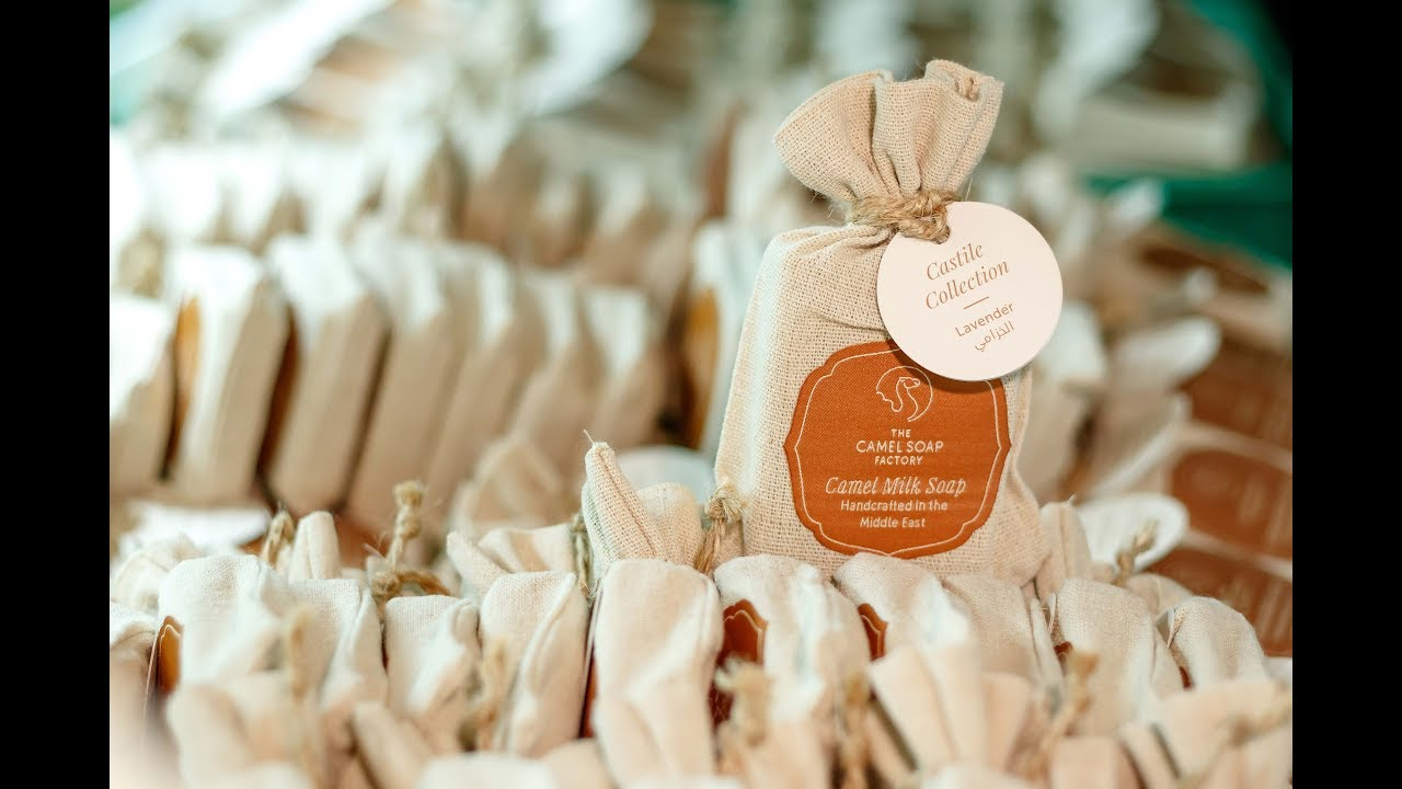 Handcrafted With Love: The Camel Soap Factory