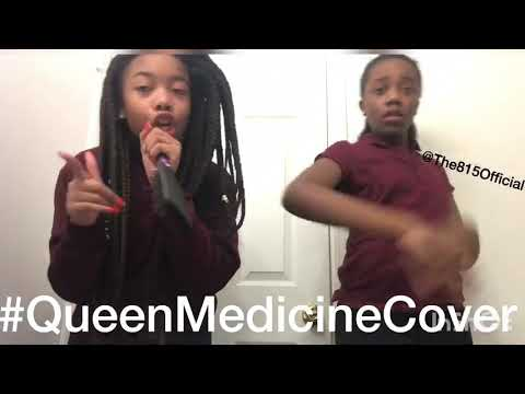 Best Queen Medicine Cover By Sisters!!!