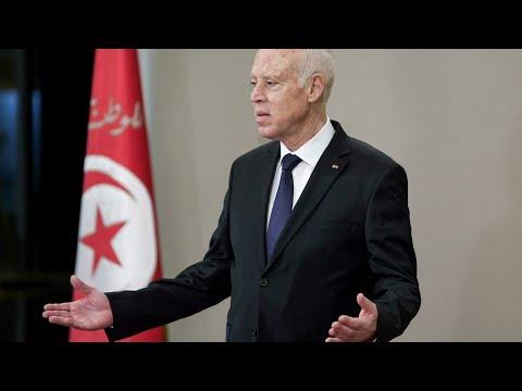 ...تونس: قيس سعيّد يعلن أنه سينظم حوارا بشأن تعديل النظا  - نشر قبل 6 ساعة