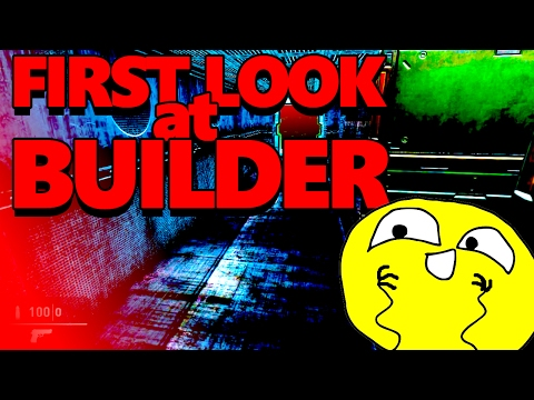 FIRST LOOK AT GAME GURU'S NEW BUILDER - no maya, blender or 3Dmax required