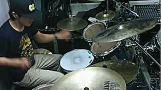 【ドラム】Pay money To my Pain - Terms of surrender (drum cover)【叩いてみた】