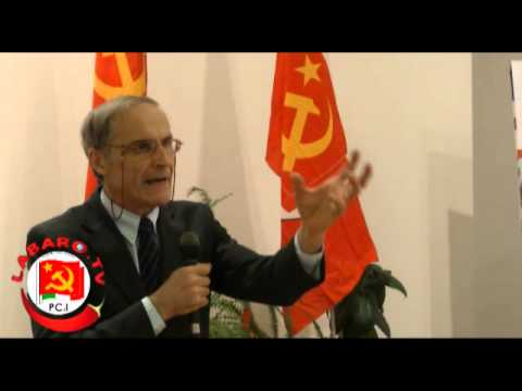 Unire la Sinistra - Cesare Procaccini (Segr PCdI)