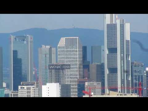 Frankfurt Skyline 2017