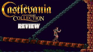Castlevania Anniversary Collection (Switch) Review (Video Game Video Review)