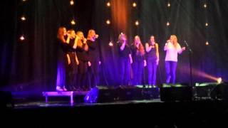 Lissie - Here Before (a capella, live, Oslo, March 25th 2015)