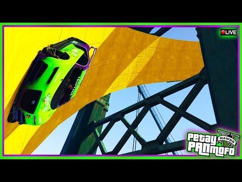 GTA Online Custom Stunt Races - XB1 Custom Race Playlist (GTAV Race Links)