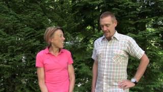 Nathalie Mauclair, 2015 Ultra-Trail du Mont-Blanc Champion, Interview