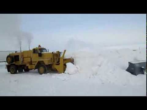 1978 International Diesel Snowblower Truck 4 X 4 - Lot 3