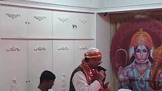 Sajh dhaj kar baithi maa  by gurmukh chughria at hong kong vaishali mata mandir