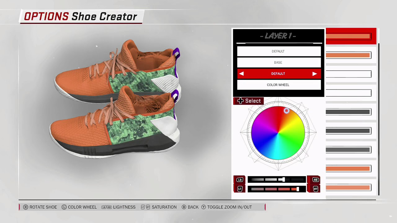 "3f85b4357e86 NBA 2K18 - How To Make Harden Vol 2 ""Orange"" - YouTube"