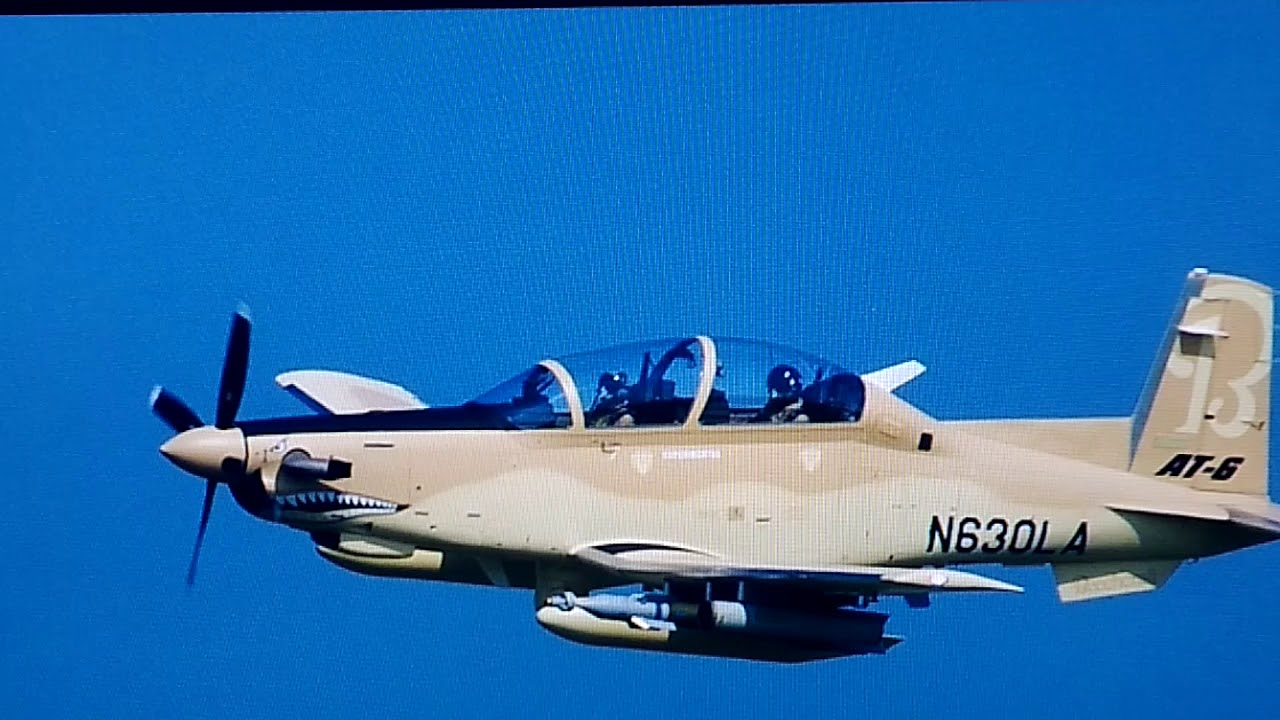 9*13*18~BRAZILIAN AIR FORCE PLAYS KEY ROLE IN USAF EXPERIMENTAL AIRCRAFT ULTIMATUM(!)