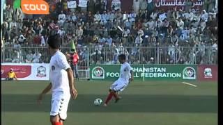 RAPL 2014: Simorgh Alborz VS De Maiwand Atalan - Highlights