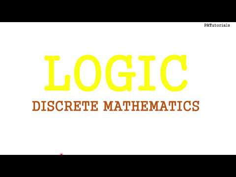 Basic Logic Discrete Mathematics   PATutorials thumbnail