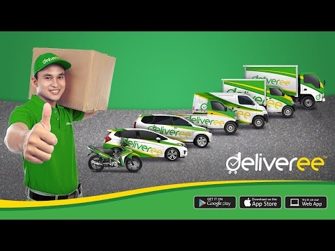 Deliveree, Southeast Asia's On-Demand Delivery App