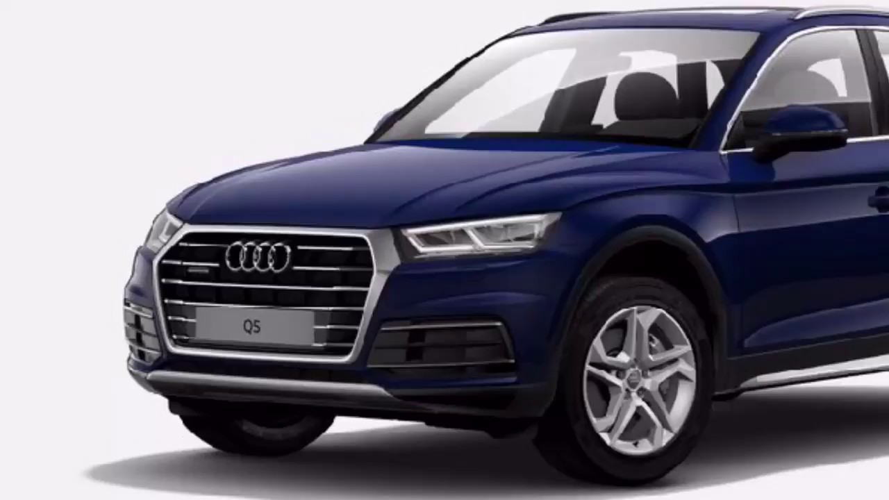 Audi Q5 2018 Colors In India