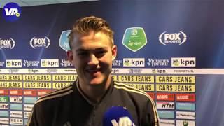 De Ligt met Ajax op weg naar record: ''Als je niet met de schaal staat, heb je er niets aan''