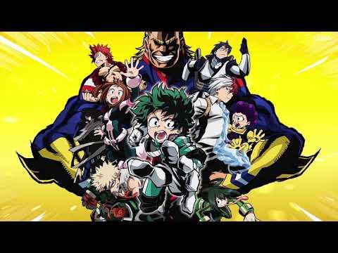 """Boku no Hero Academia OST - """"My Hero Academia"""""""
