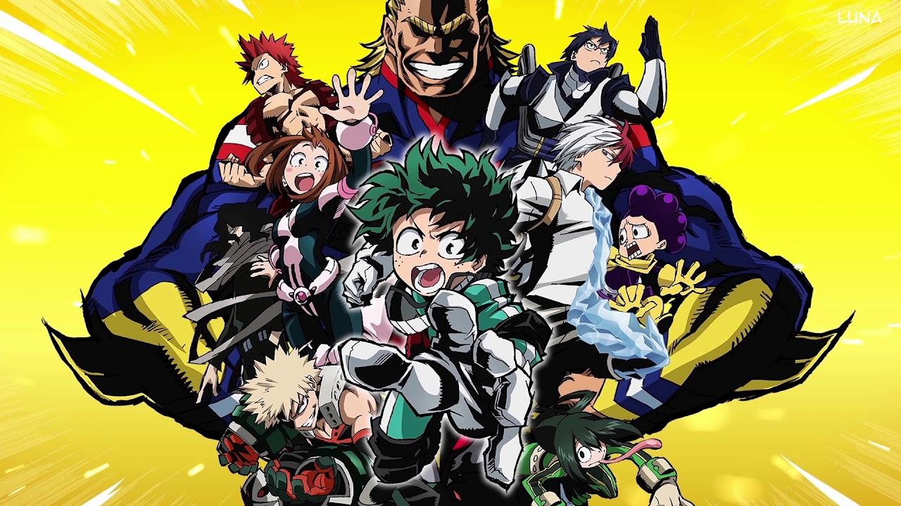 Kết quả hình ảnh cho Boku no Hero Academia (My Hero Academia)