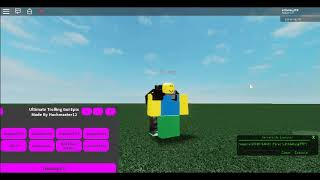 Roblox UTG Epix Test (Description)
