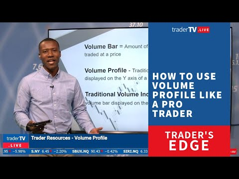 How To Use Volume Profile Like A Pro Trader