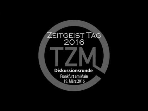 Zeitgeist-Tag 2016 in Frankfurt - Diskussionrunde