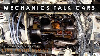 Mechanics Answer Real Questions | Fine Print Series