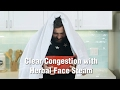 Clear Congestion with Herbal Face Steam || Saturday Strategy