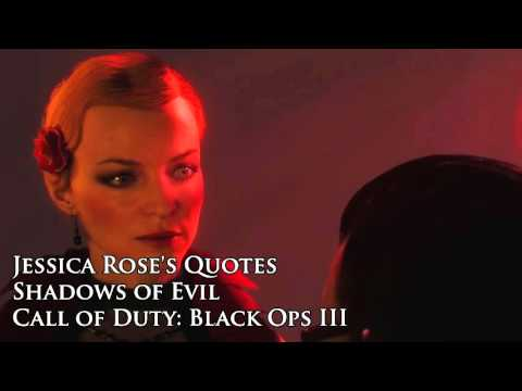 Jessica Rose's quotes  sound files Black Ops III Zombies