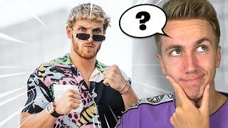 WHAT WOULD I SAY TO LOGAN PAUL?