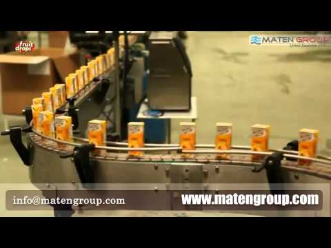 Fruit Drops, Maten Group Company, Fruit Juice Factory production Line Fruitdrops