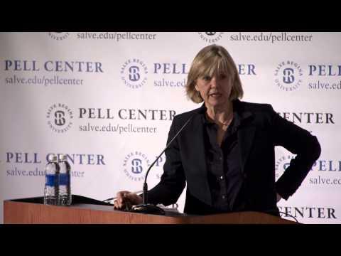 Story in the Public Square award recipient: Dana Priest