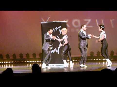 Ramark Dance Company - Monaco Salsa Congress April 2011