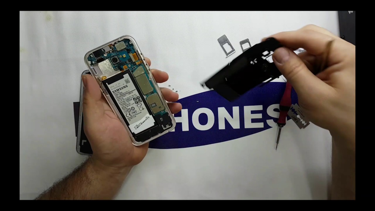 promo code ad482 36a18 Working with sealed back of 2017 J3 after water accident - Samsung ...