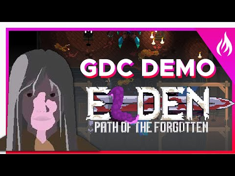 EVERYTHING WANTS TO KILL ME! - Elden: Path of the Forgotten (Upcoming Indie Games 2020) |
