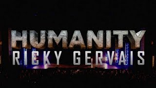 Ricky Gervais - HUMANITY - clip1