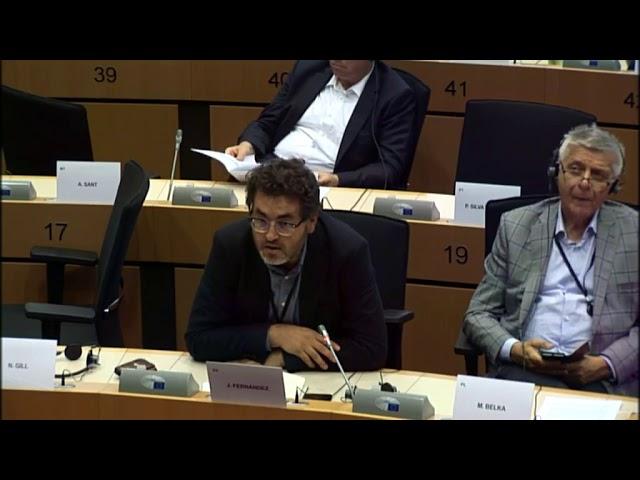 Pregunta a Niels Thygesen, Presidente del Consejo Fiscal Europeo
