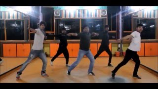 Jabra Fan   Shahrukh khan   Dance by Step2Step Dance Studio Chandigarh