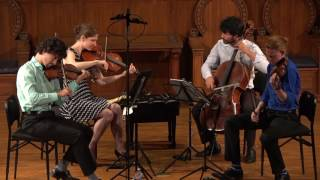 Friction Quartet - Future Caprices by Will Healy