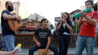 Sokak Müzisyenleri - B.S.G. Sokak Müziği