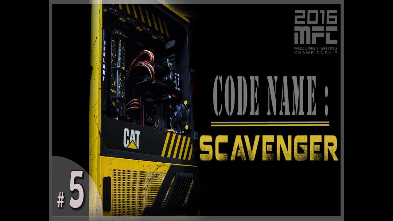 Mfc 2016 case mod scavenger vid 5 youtube for Case modello artigiano