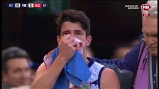 Unsociable Football: Fremantle v West Coast & Gaff king-hit