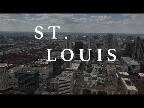 St. Louis (filmed with iPhone 7 plus and DJI Osmo Mobile, Drone used is DJI Spark)