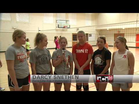 Falls City High School 2016 Volleyball Preview